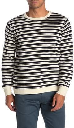 J.Crew J. Crew Double Stripe Crew Neck Sweater