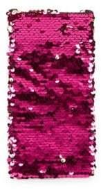 Tricoastal Design Sequin Clutch