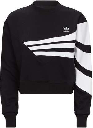 adidas Stripe Sweater