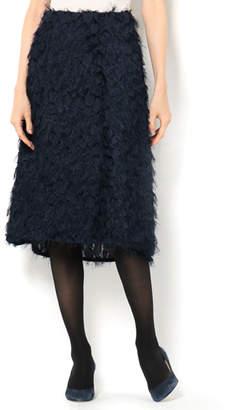 Heliopole (エリオポール) - エリオポール カットジャガードAラインスカート