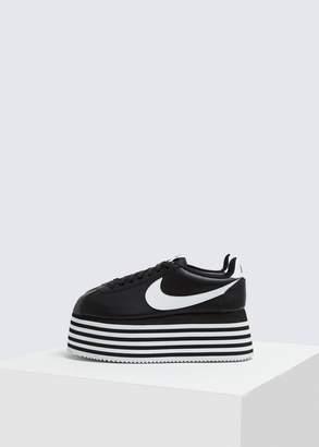 Comme des Garcons Nike Cortez Stripe Sneaker