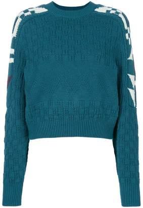 Isabel Marant Laytonn Navajo patterned jumper
