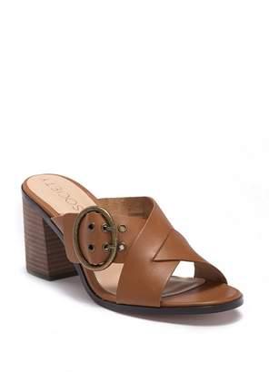 Sole Society Corrine Buckle Sandal