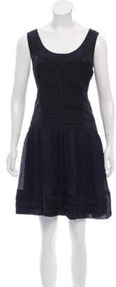 Diane von Furstenberg Willa Pleat Dress