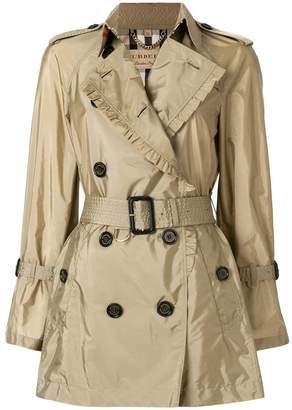 Burberry Ombersley shell trench coat