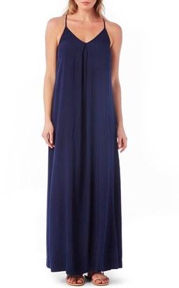 Women's Michael Stars Maxi Slipdress $138 thestylecure.com