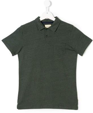 Bellerose Kids chest pocket polo shirt