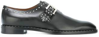 Givenchy studded Derby shoes