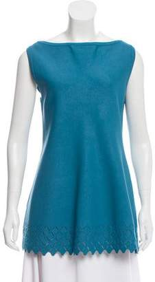 Alaia Diamant Sleeveless Tunic