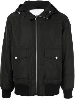 CK Calvin Klein hooded light jacket