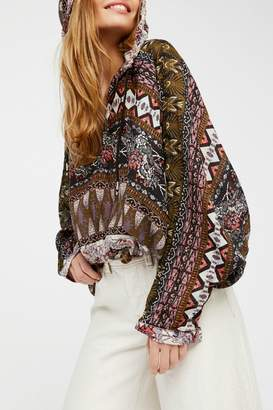 Free People Hold On Tight Top