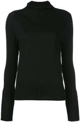 Le Kasha cashmere high neck jumper