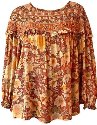 Spell & The Gypsy Collective Amethyst Flowy Blouse