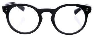 Valentino Rockstud Round Eyeglasses w/ Tags