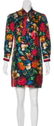 Gucci 2017 Nocturne Dress