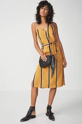 Cotton On Woven Marce Midi Slip Dress