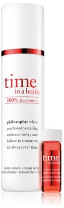 Philosophy Time In A Bottle Face Serum $76 thestylecure.com