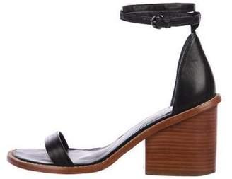 Tibi Alma Ankle Strap Sandals