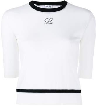 Loewe L knit jumper