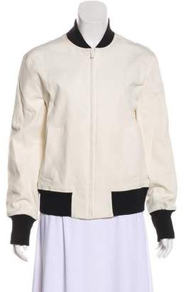 DKNY Puffy Bomber Jacket
