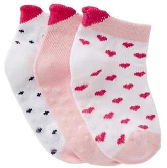 Joe Fresh Socks - Pack of 3 (Baby Girls)