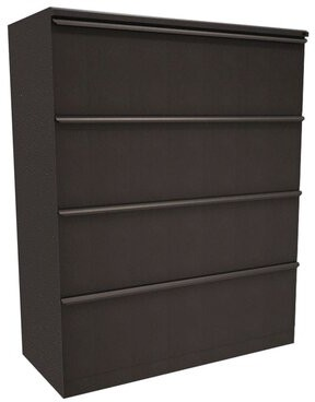 Marvel Office Furniture Zapf 4-Drawer Lateral Filing Cabinet Marvel Office Furniture