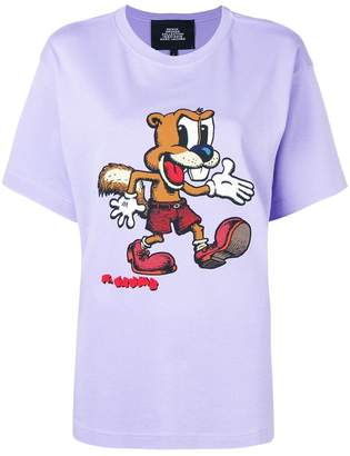 Marc Jacobs (マーク ジェイコブス) - Marc Jacobs R. Crumb Tシャツ