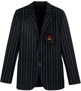 Burberry Archive crest blazer