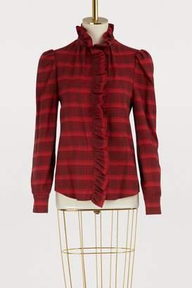 Etoile Isabel Marant Dules cotton shirt