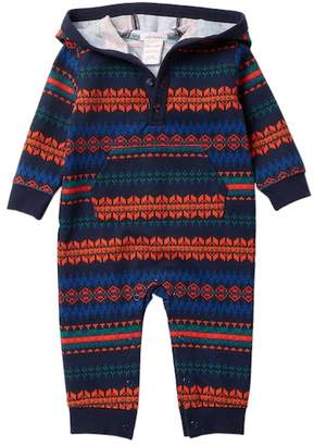 Joe Fresh Long Sleeve Romper (Baby Boys)