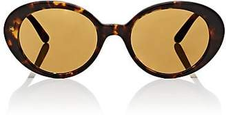 Oliver Peoples The Row Women's Parquet Sunglasses - Deep Amber