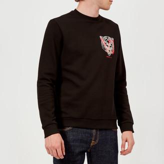 Versace Men's Logo Sweatshirt