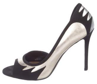Laurence Dacade Leather d'Orsay Pumps