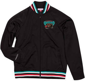 Mitchell & Ness Men's Vancouver Grizzlies Top Prospect Track Jacket