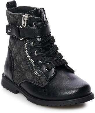 Rachel Lil Kirsten Toddler Girls' Combat Boots