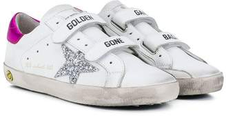 Golden Goose Kids TEEN Old School Edit sneakers