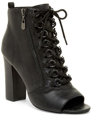 G by GUESS Briden Bootie $79 thestylecure.com