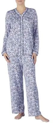 Secret Treasures Women's and Women's Plus Traditional Pajama Set