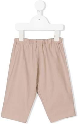 Bonpoint elasticated waistband trousers