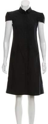 Alexander McQueen Knee-Length Shirt Dress