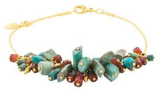 Gurhan Turquoise & Chalcedony Phoenician Bracelet