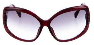 Dita Addict Oversize Sunglasses