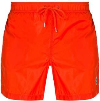 Moncler side logo swim shorts