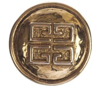 Givenchy Monogram Circular Pin