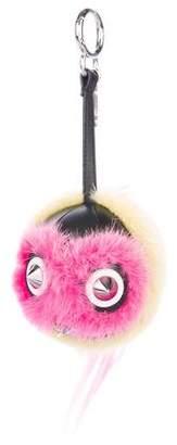 Fendi Coolibri Qutweet Bag Bug Charm