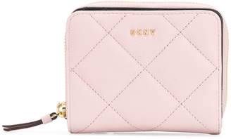 DKNY Sutton quilted wallet