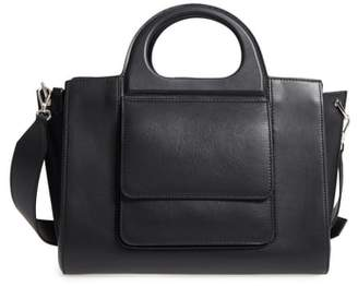 Max Mara Medium Grace Leather Tote