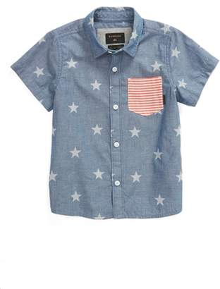 Quiksilver 4th of July Woven Shirt