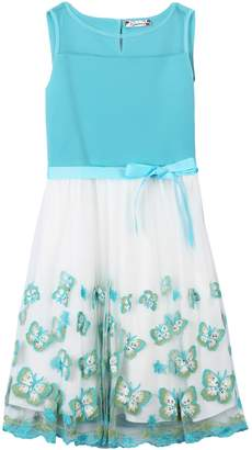 Speechless Girls 7-16 & Plus Size Butterfly Hem Dress