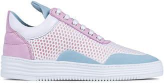 Filling Pieces Low Top Mesh Sneakers